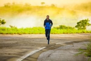 jogging to improve your speed