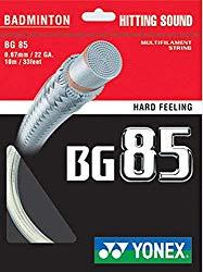 Yonex BG85 badminton string