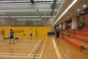 badminton center